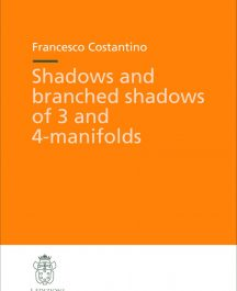 Shadows and branched shadows of 3 and 4-manifolds-0