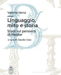 Linguaggio, mito e storia. Studi sul pensiero di Herder-0