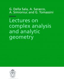 Lectures on complex analysis and analytic geometry-0