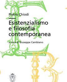 Esistenzialismo e filosofia contemporanea-0
