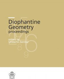 Diophantine Geometry-0