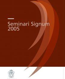 Seminari Signum 2005-0
