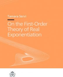 On the First-Order Theory of Real Exponentiation-0