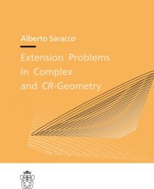 Extension Problems in Complex and CR-geometry-0