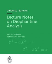 Lecture Notes on Diophantine Analysis-0