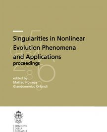 Singularities in Nonlinear Evolution Phenomena and Applications-0