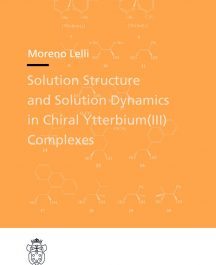 Solution Structure and Solution Dynamics in Chiral Ytterbium(III) Complexes-0