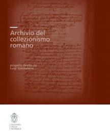 L'archivio del collezionismo romano-0