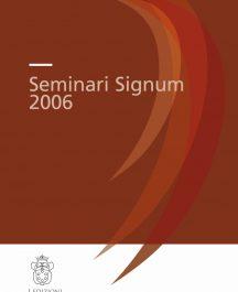 Seminari Signum 2006-0