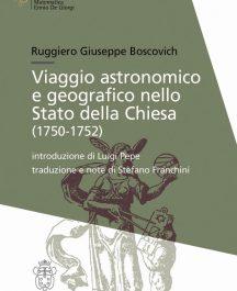 Viaggio astronomico e geografico nello Stato della Chiesa (1750-1752)-0