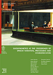 Sociophonetics, at the crossroads of speech variation, processing and communication-0