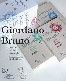 Giordano Bruno. Parole concetti immagini -0