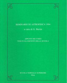Seminario di Astrofisica 1994-0