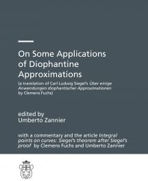 On Some Applications of Diophantine Approximations-0