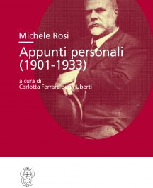 Appunti Personali (1901-1933)-0