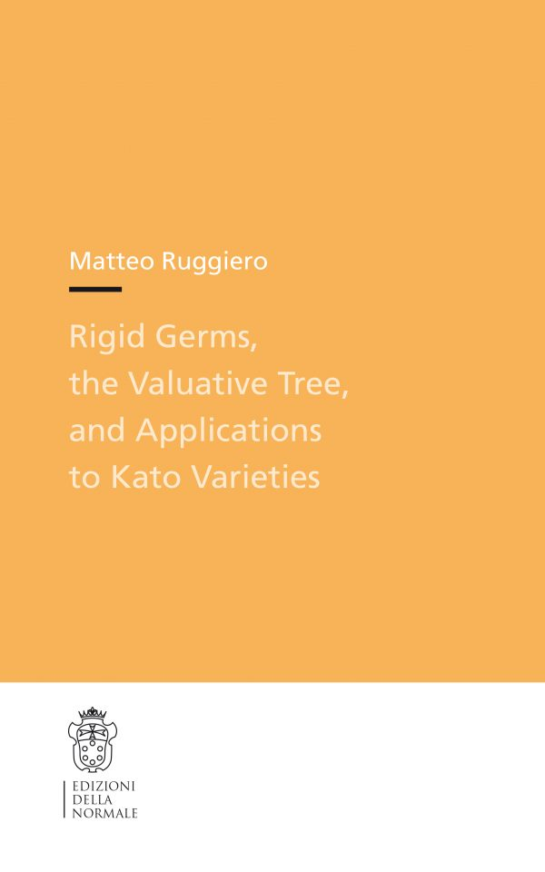 Rigid Germs, the Valuative Tree, and Applications to Kato Varieties-0