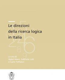 Le direzioni della ricerca logica in Italia-0