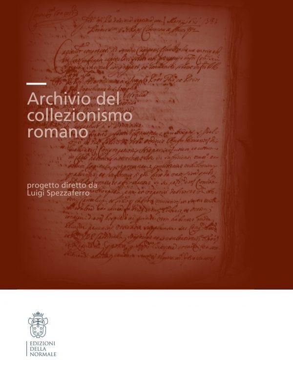 Archivio del collezionismo romano-0