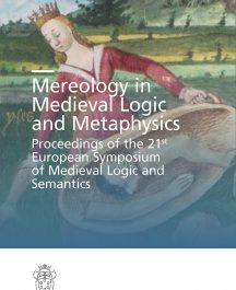 Mereology in Medieval Logic and Metaphysics-0