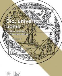 Dio, Universo, uomo. Studi e ricerche su Giordano Bruno-0