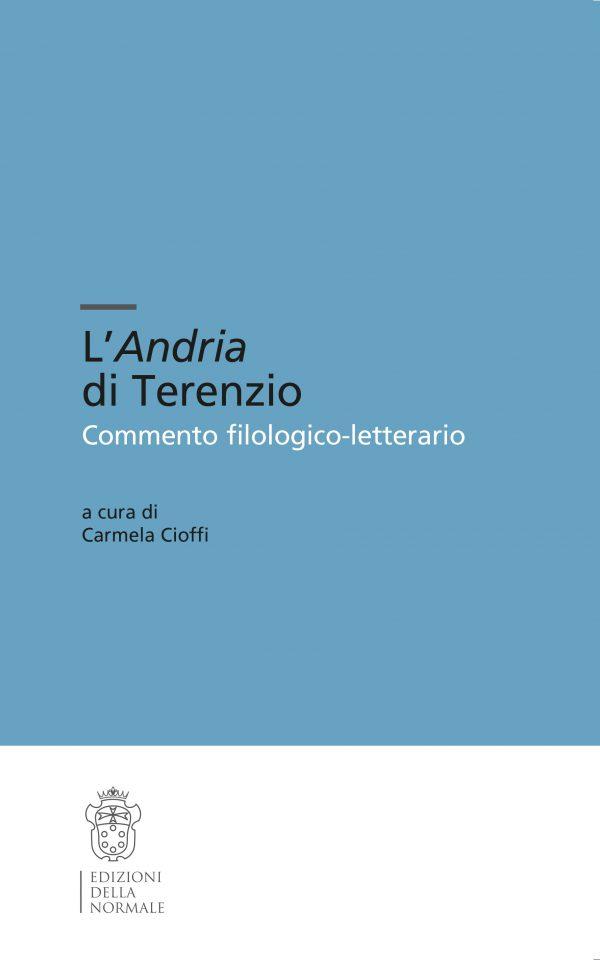 L'Andria di Terenzio. Commento filologico-letterario-0